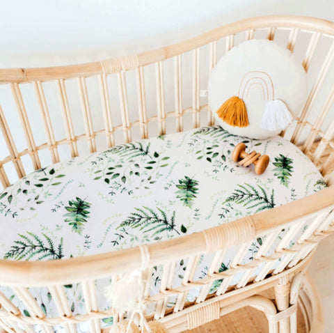 Enchanted Bassinet Sheet | Change Cover
