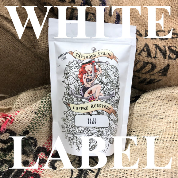 (C&T.00009)--- TATTOOED SAILOR---WHITE LABEL