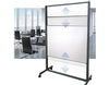 'Aspire' Vertical Sliding Whiteboard