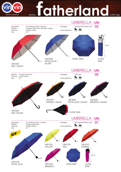 UMBRELLA VINVIN CREATION CATALOG 119