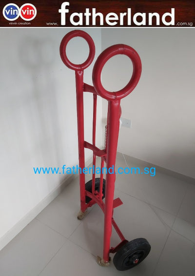Oil Drum Trolley ( Model : OD-230-BW)