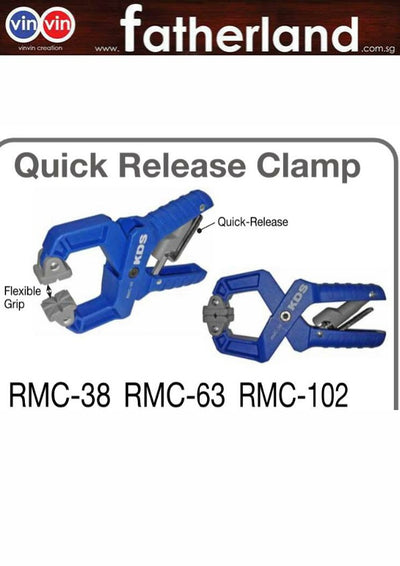 KDK QUICK RELEASE CLAMP