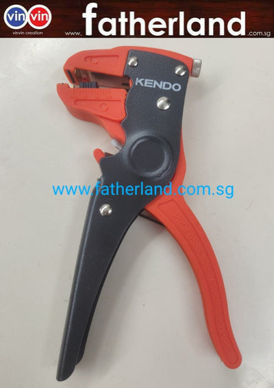 Wire Stripper and Crimper Pliers