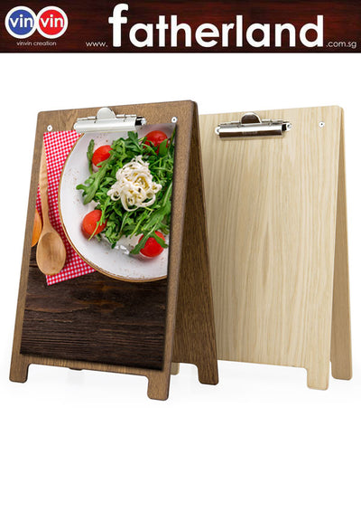 Wooden Clipboard  Stand A1 to A5