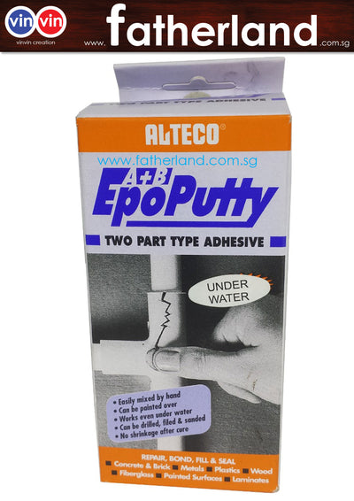 ALTECO A+B EPO PUTTY-2 ADHESIVE 500GM