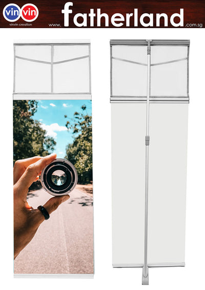 I-Banner Brochure Stand - A4 Size