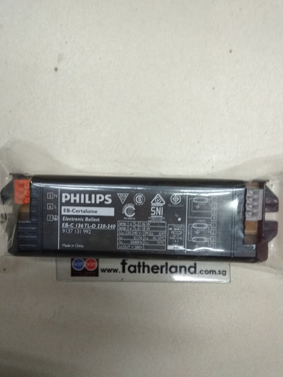 Philips EB-C 136 TLD 220v 36W Electronic Ballast