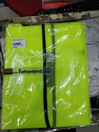 SAFETY VEST GREEN