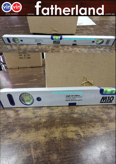 "M10 24"" MAGNETIC LEVEL"