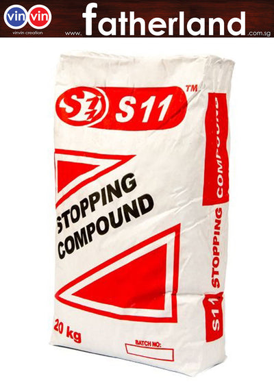 S11 STOPPING COMPOUND-20KG