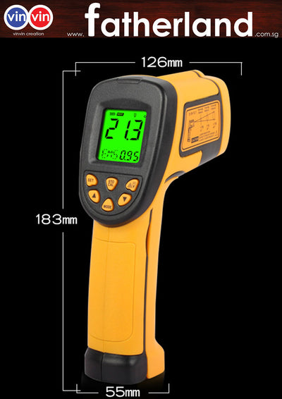 Industrial Temperature meter