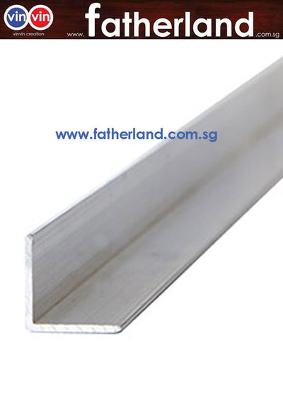 "ALUMINIUM ANGLE BAR 2"" X 2"" x 2mm"