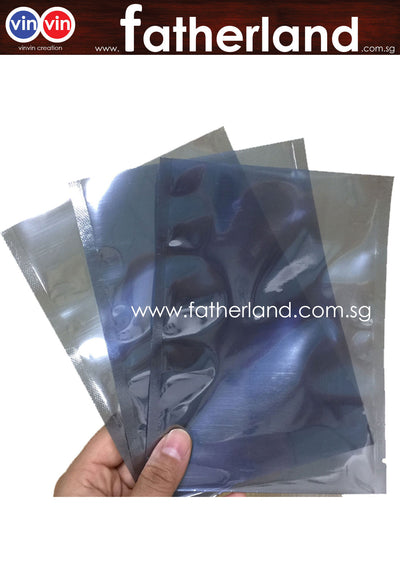 VINVIN ANTI-STATIC BAG 400 X 500MM ( OPEN SERIES )