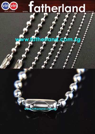 BALL BEARING CHAIN 1.2 TO 12MM