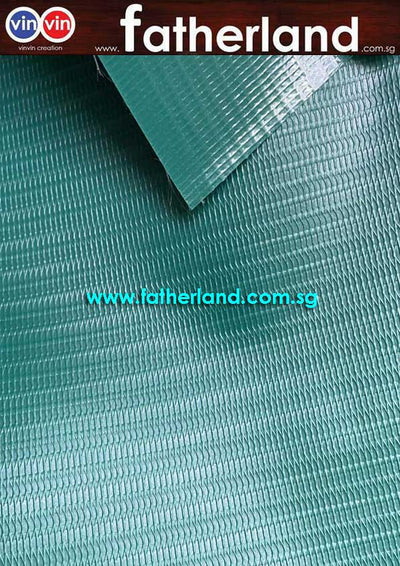 PVC Canvas tarpaulin ( Dark Green )