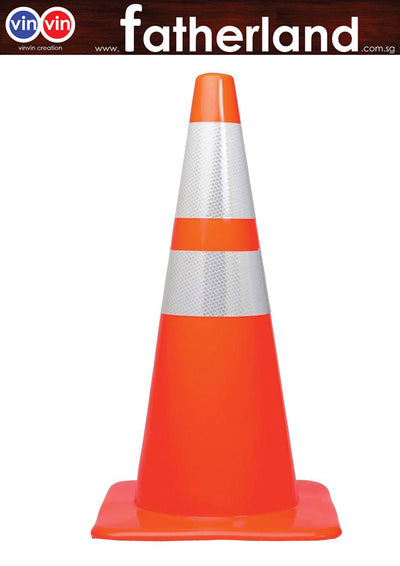 SAFETY CONE (SMALL) 18""