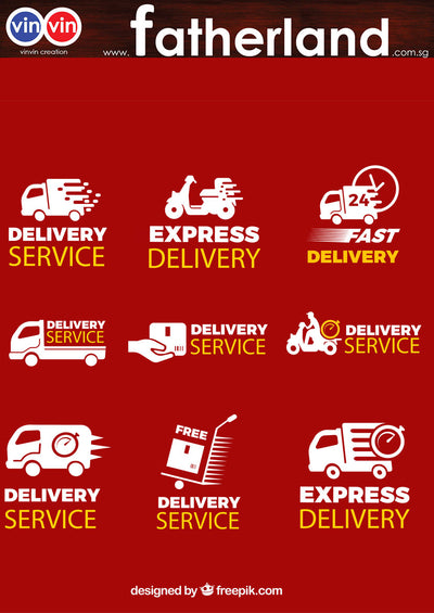 DELIVERY SERVICE  ( $30 SMALL PARCEL PASTE WITH PICKUP SLIP 2 to 3hrs  )