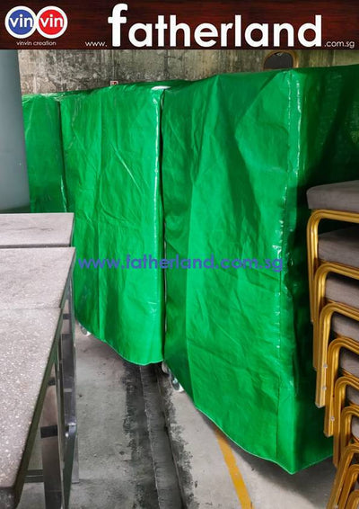 PVC SOFT CANVAS COVER FOR MACHINE