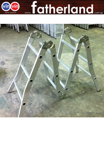 Multipurpose Aluminium Folding Ladder