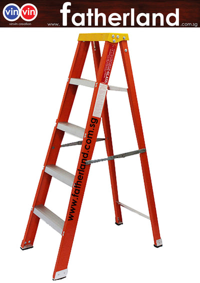 FIBREGLASS A LADDER