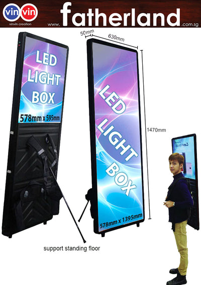 MAN PACK LIGHT BOX