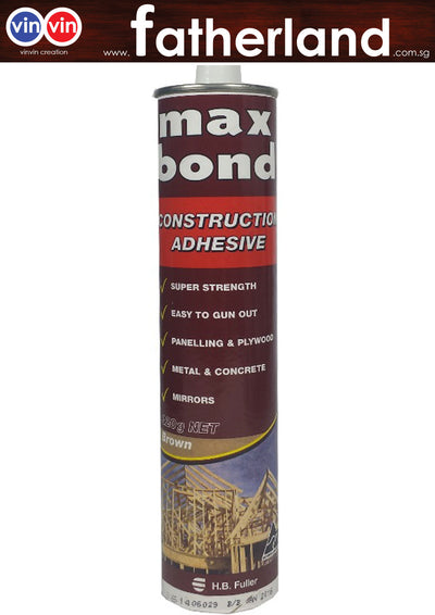 FULLER MAXBOND CONSTRUCTION ADHESIVE 320 GM