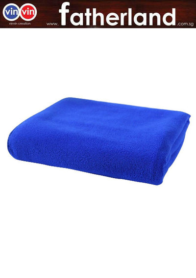 VIN FIRST GRADE MICROFIBER TOWEL 400MM X 400MM