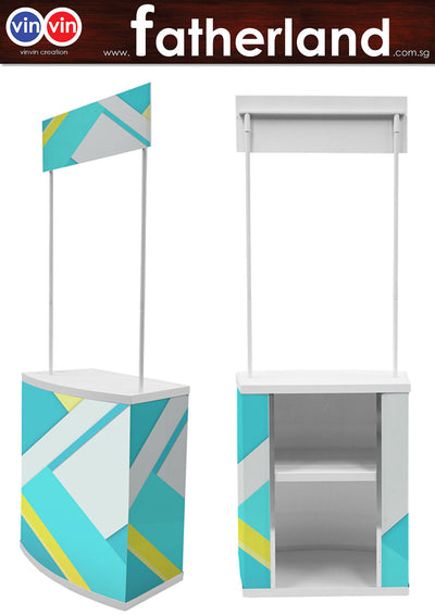 Promotion Counter (PVC) - Small