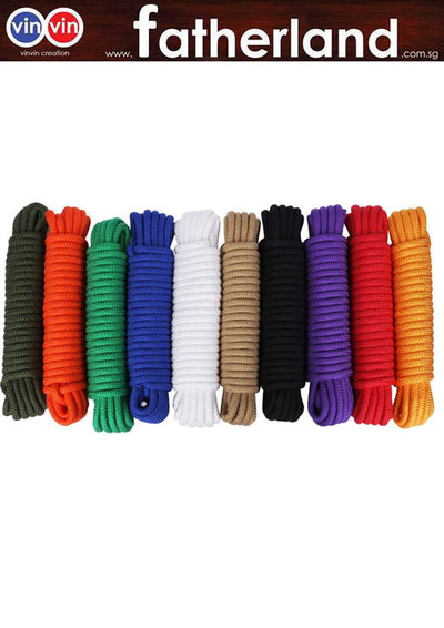10mm PP Multi Braided rope 100meter ( light duty )