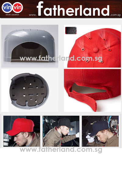 VinVin Safety Bump Cap ( Model : A-S-1)