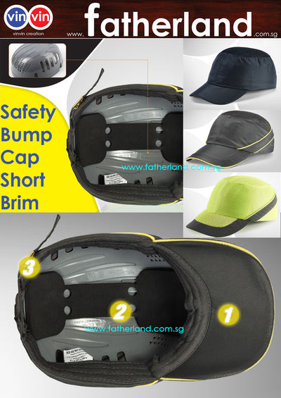 Vin Safety Bump Cap