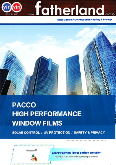WINDOWS HIGH PERFORMANCE WINDOW SOLAR FILMS