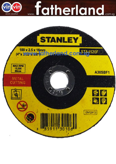 STANLEY CUTTING WHEEL FOR METAL