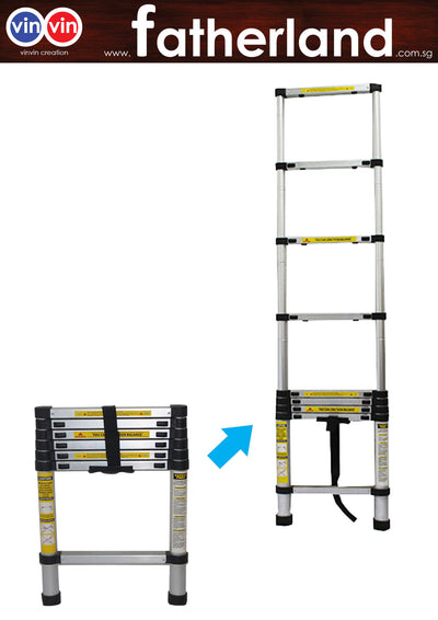 Telescopic Ladder - TELE