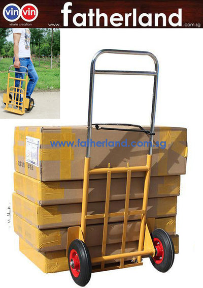 vinvin Heavy Duty steel folding Trolley ( Model : vin-FT-Y )