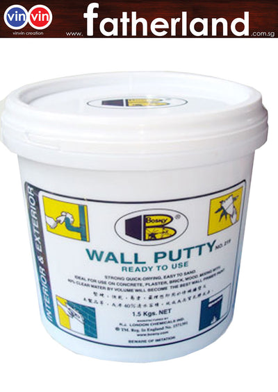 WALL PUTTY 5KG