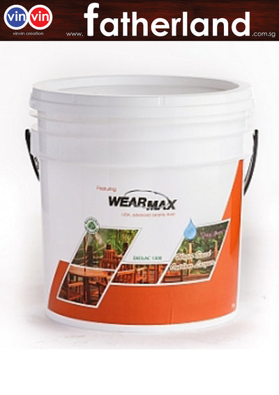 WEARMAX EKOLAC 1300 TIMBER STAIN (WATER BASED MATT) 2.5kg