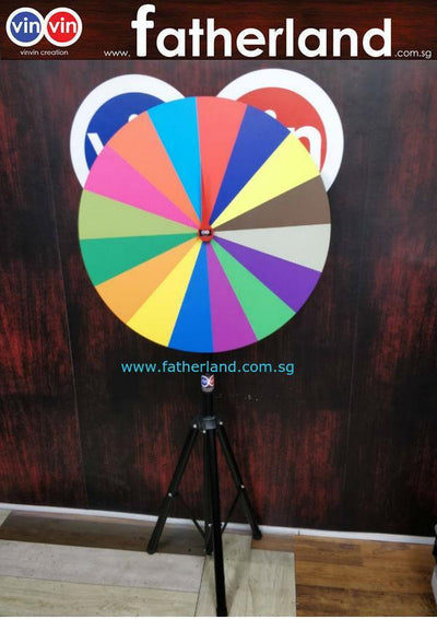 WHEEL OF FORTUNE 800MM PORTABLE 2018 SERIES