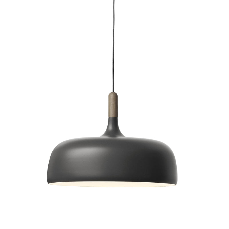 Acorn Pendant Light Grey