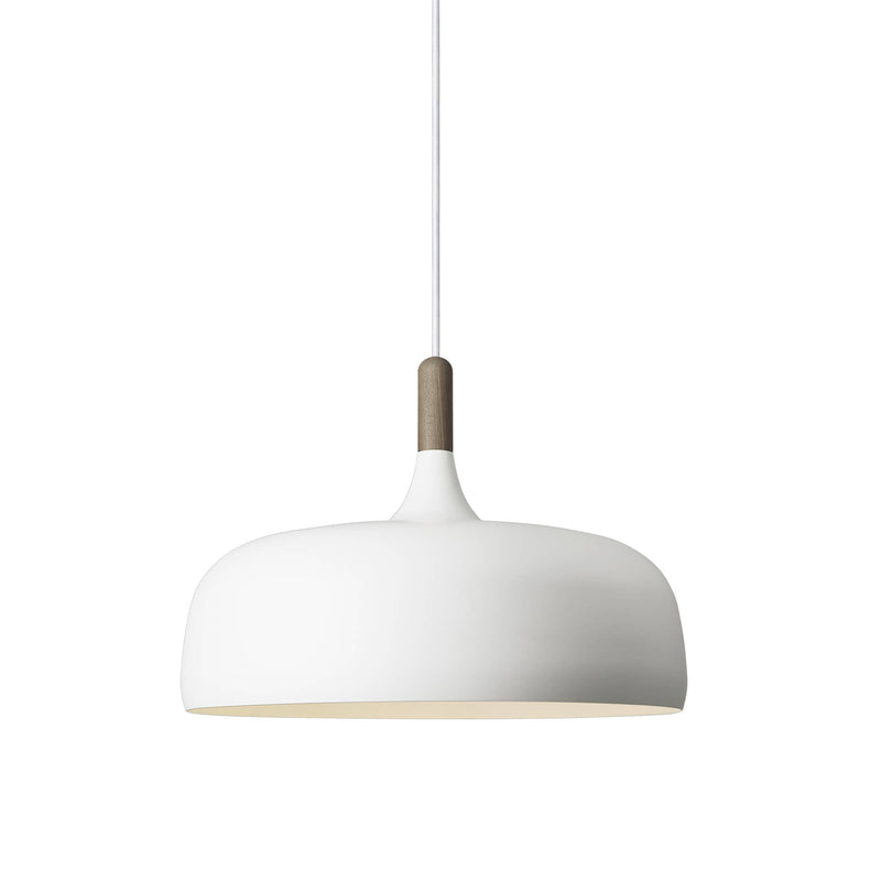 Acorn Pendant Light Off White