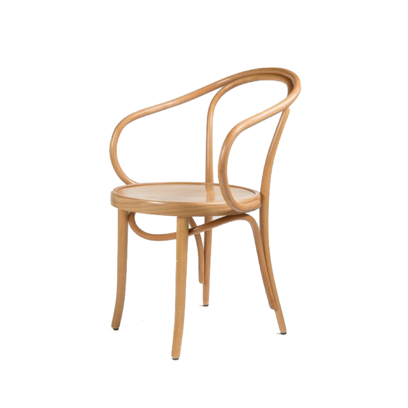 Le Corbusier Dining Chair Ply Seat