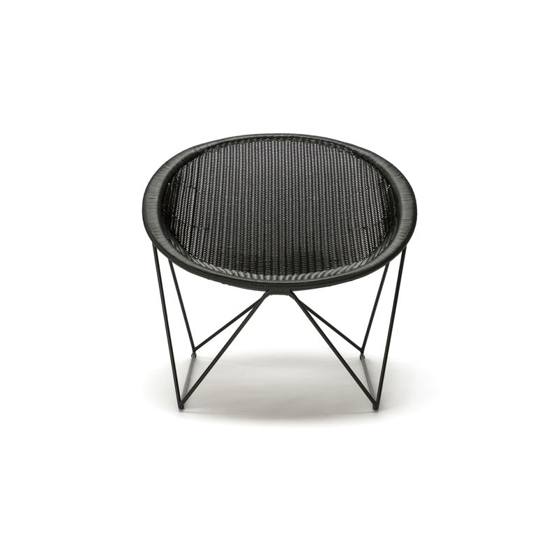 C317 Chair Black - Indoor
