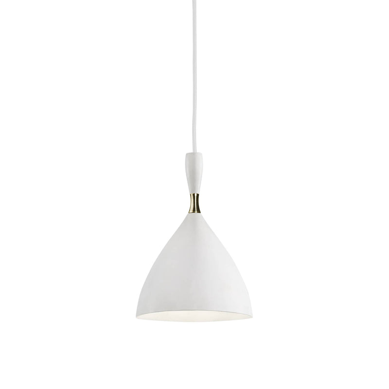 Dokka Pendant Light Silk