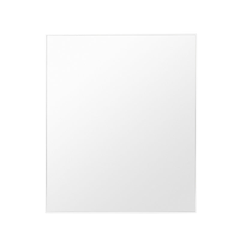 Rectangle Mirror Bright White