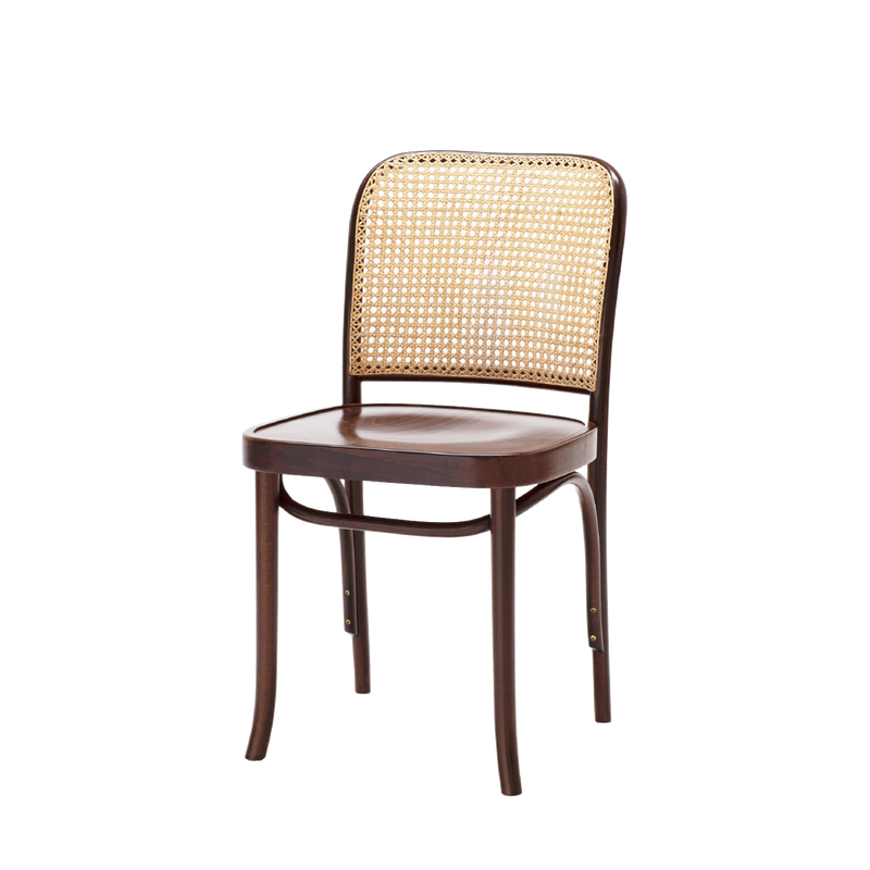 Hoffmann Side Chair Ply Seat - Hand Stitched