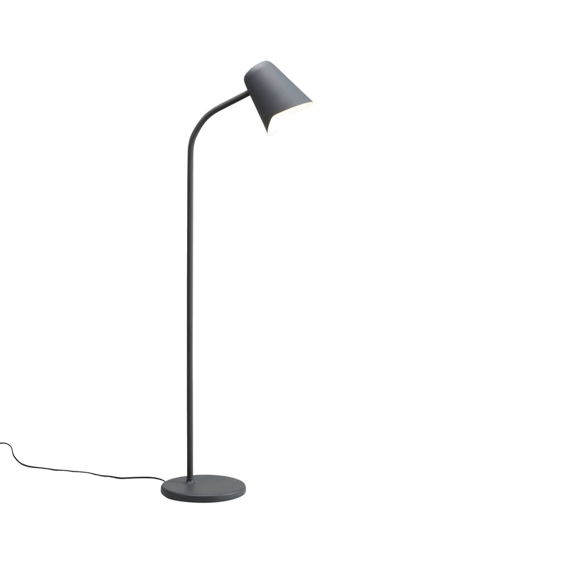 Me Floor Lamp Grey