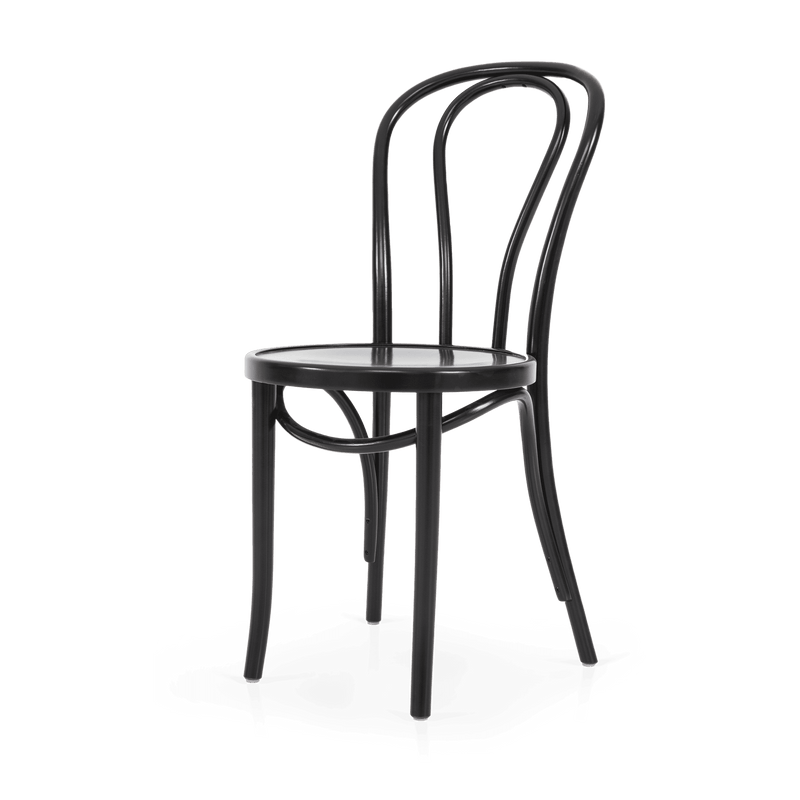 No.18  Chair Black
