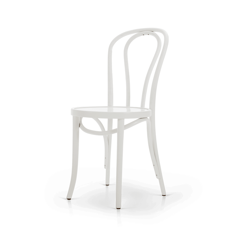 No.18 Chair White