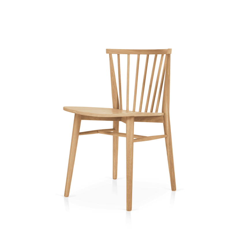 Requin Chair Natural Oak