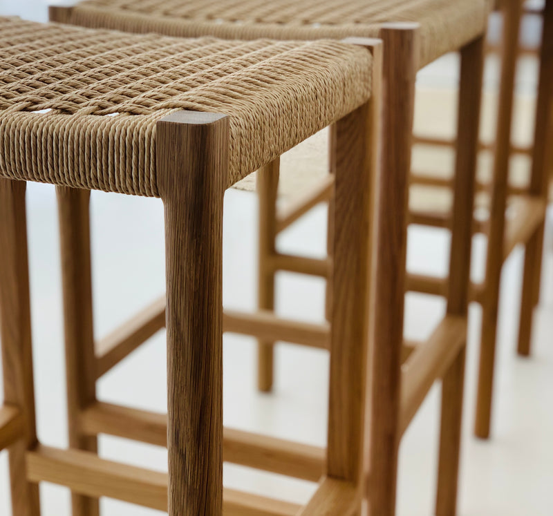 Danish Cord Counter Stool